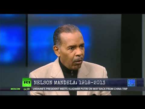 Nelson Mandela & The State of Race Relations with Joe Madison p1