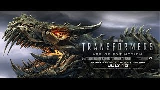 TRANSFORMERS: AGE OF EXTINCTION -- Official Main Trailer (HD) - UK