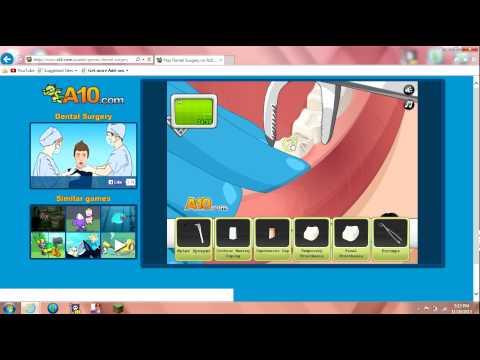 Random Games (Operate Now: Dental Surgery Part 1)