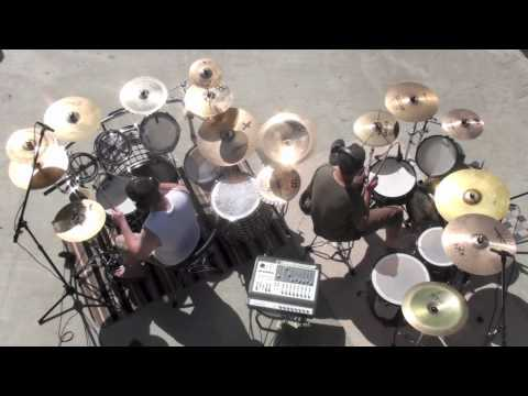 Toxicity - System Of A Down Drum Duel video