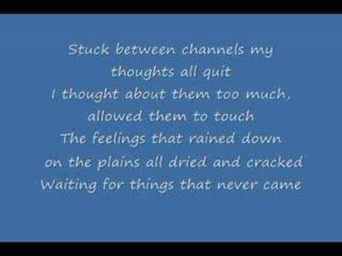 Jack Johnson - Sleep Through The Static (lyrics)