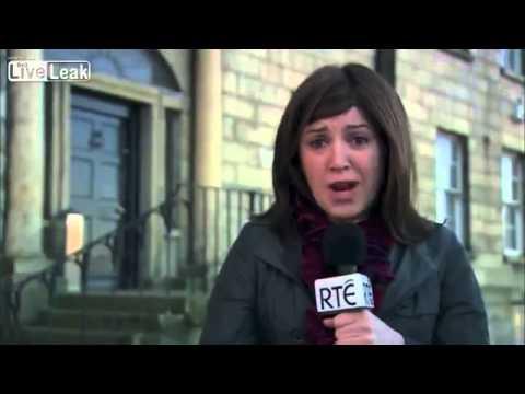 Funny RTE news report