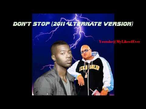 [HOT] Fat Joe ft Kevin Cossom - Don't Stop (Alternate Version 2011)