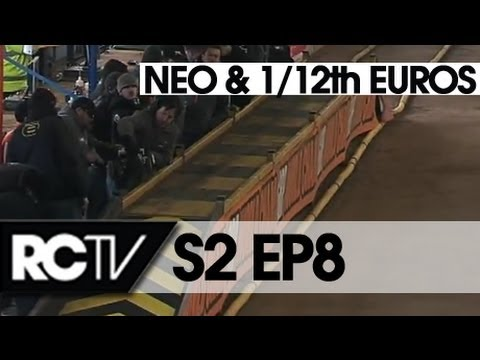 RC Racing S2 Episode 8 - 2008 EFRA European 1/12th Champs and NEO 08 Semis