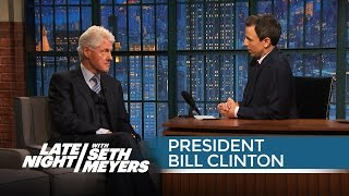 """President Bill Clinton: """"Muslim Leaders Have to Do More to Combat the Extremists"""""""