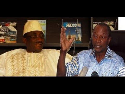 Sidya Touré répond au président Alpha Condé