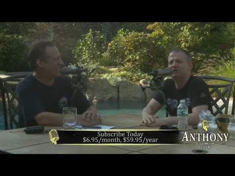 Anthony Cumia Chats With Jim Norton - The Anthony Cumia Show