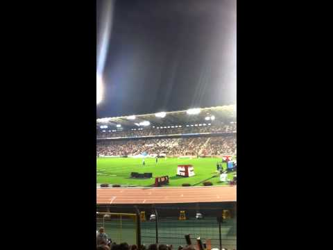Diamond League Brussels 2011- Womens 1500m