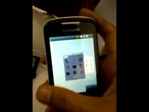 samsung corby 2 to android 2.2