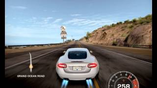 Need for Speed: Hot Pursuit HD Gameplay Test Drive Jaguar XKR