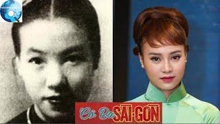 """Nhan sắc thật của Cô Ba Sài Gòn - Các mỹ nhân Sài thành và chuyện đời """"hồng nhan bạc mệnh"""""""