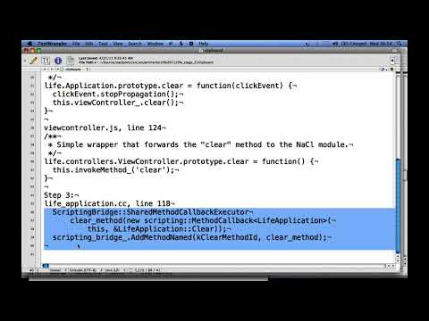 Google I/O 2011: Beyond JavaScript: Programming the Web with Native Client
