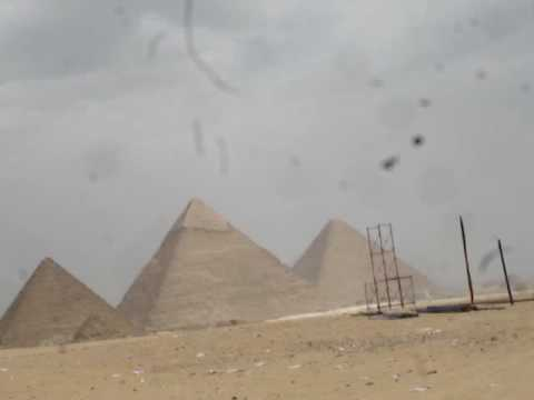 Diorgenes Chegar nas piramides Egipcias