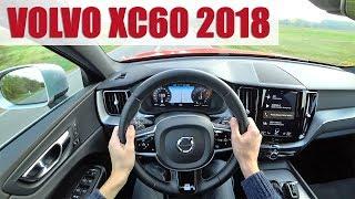 2018 Volvo XC60 T5 AWD, 4K POV TEST: Na vlně pohody a bezpečí
