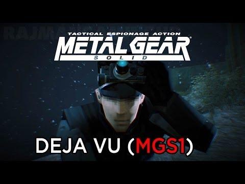 Metal Gear Solid 5: Ground Zeroes - Deja Vu Extra Ops PS4 [1080p] TRUE-HD QUALITY (MGSV)