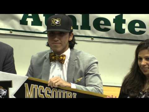 Westminster National Signing Day