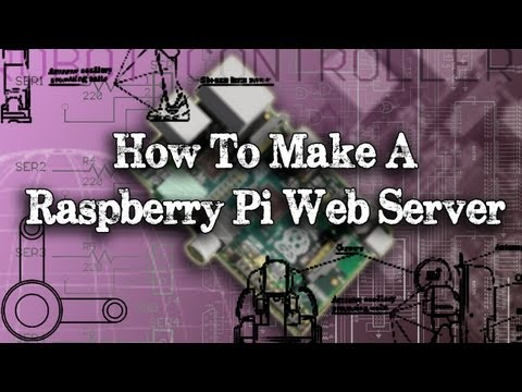 Tinkernut - Weekend Hacker: Make A Raspberry Pi Web Server