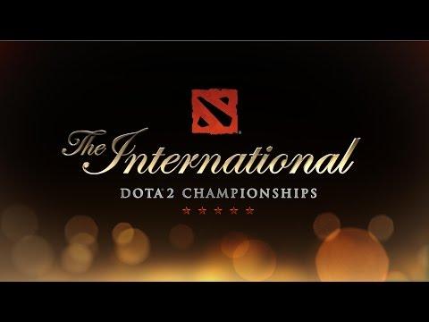 Dota 2 The International 2015 - Main Event Day 4