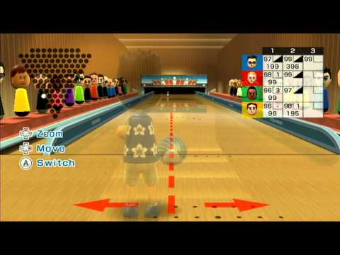 Wii Have Fun #47: Wii Sports Resort (Game 2 part 1)