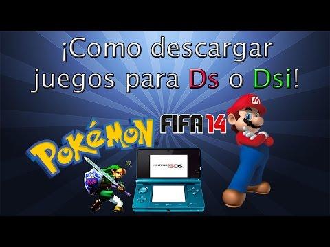 Como Descargar Juegos Para La Nintendo Ds O Dsi