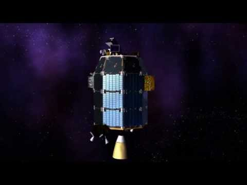 NASA Ames Introduces LADEE Spacecraft Animation