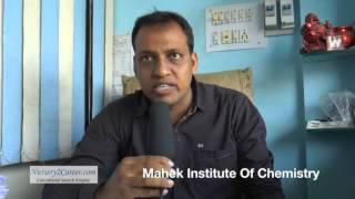 Mahek Institute Of Chemistry