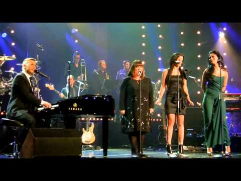 Gary Barlow, Apollo - Fairytale of New York, Dawn French, Tulisa & Nicole Scherzinger 6.12.12