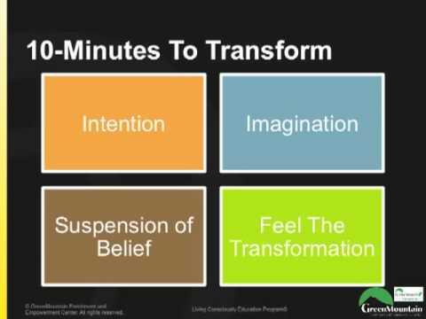 Retrain The Brain - Simple 10 minute exercise