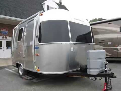 2012 Airstream Sport 16' Bambi Travel Trailer RV New Jersey - Colonial Airstream