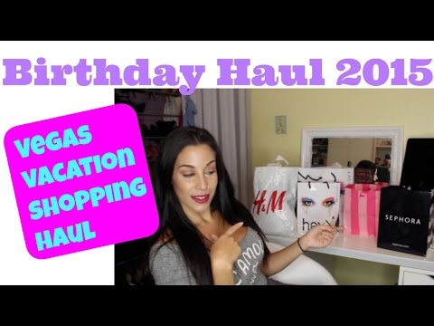 Birthday Haul | Caged Panties? Sexy New Lingerie + More