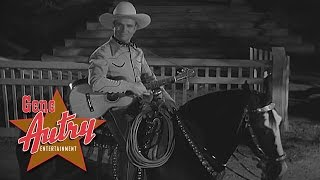 Gene Autry - There's Only One Love in a Lifetime (Shooting High 1940)