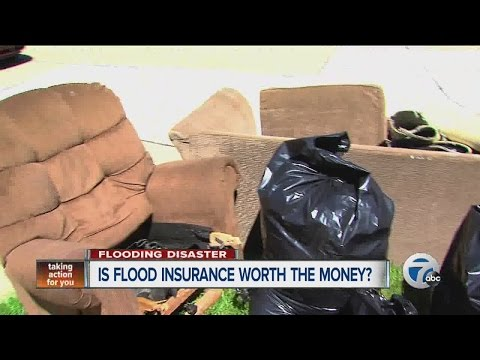 Is flood insurance worth the money?