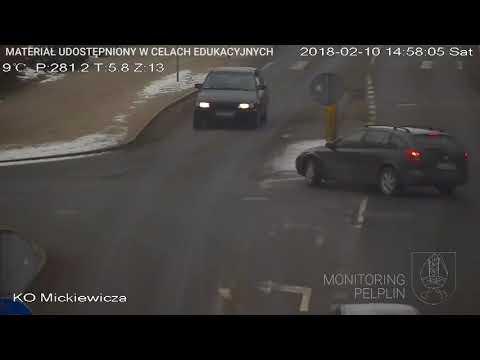 Wypadek W Pelplinie