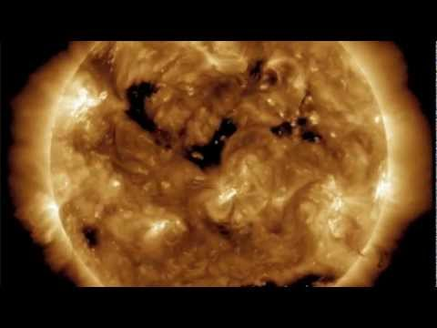 4MIN News February 27, 2013: Coronal Holes Changing in Short Order