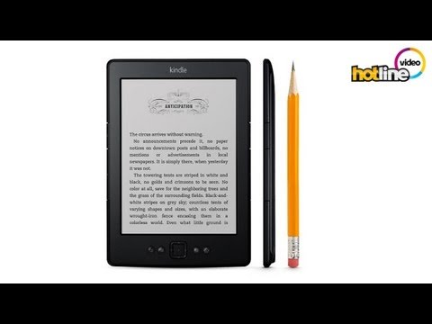 Обзор Amazon Kindle 5
