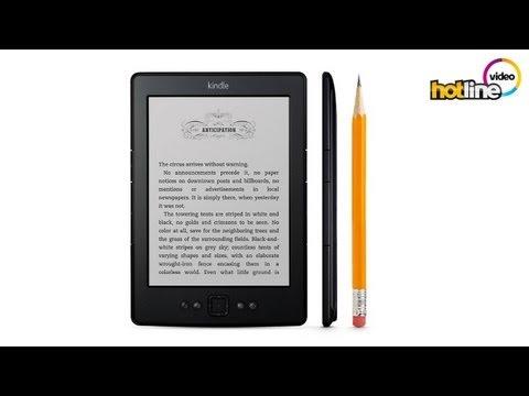 Обзор Amazon Kindle 5