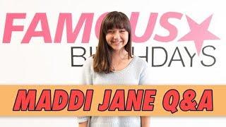 Download Lagu Maddi Jane Q&A Gratis STAFABAND