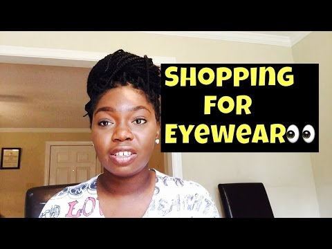 Shopping for eyewear- America's Best Review