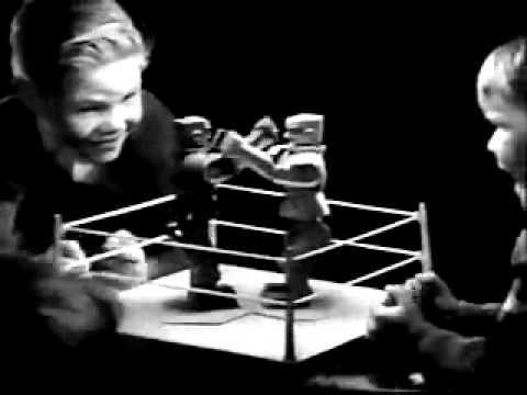Rock 'Em Sock 'Em Robots (1964) Commercial