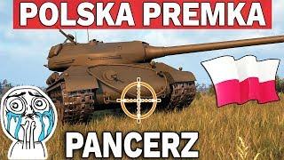 PANCERZ POLSKIEGO CZOŁGU PREMIUM - World of Tanks