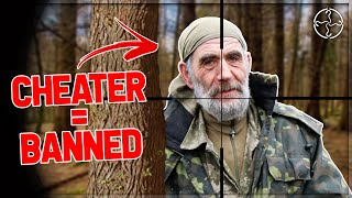 Old Airsoft CHEATER Gets BANNED?!