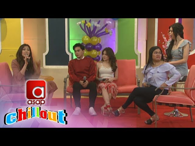 ASAP Chillout: Will Mccoy still love Elisse even if she were fat?