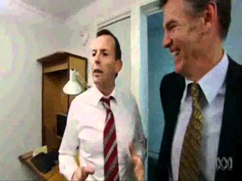 Video Tony Abbott didnt want the public to see.2010