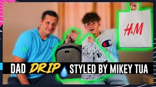 Dad Drip - Styled by Mikey Tua