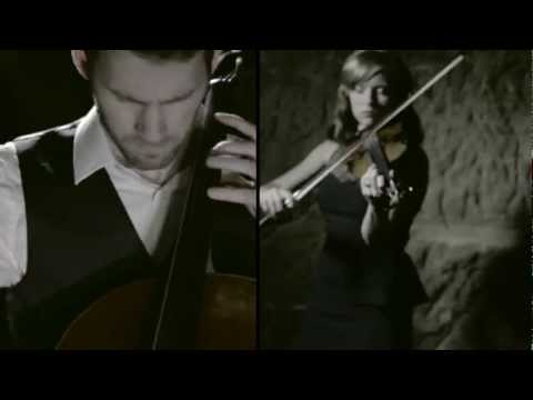 MOST Epic Violin, Cello, Drums (Clocks and Clouds)