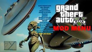 Xbox 360 GTA 5 1.17 Mod Menu (Script Mod)