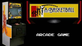 Atari Basketball - (1979) - Arcade - Gameplay HD