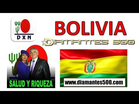 DXN Bolivia - Diamantes 500