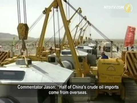 China's Oil Monopolies Unaffected by Adjustment Mechanism