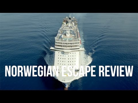NORWEGIAN ESCAPE REVIEW + CRUISING TIPS AND TRICKS!!